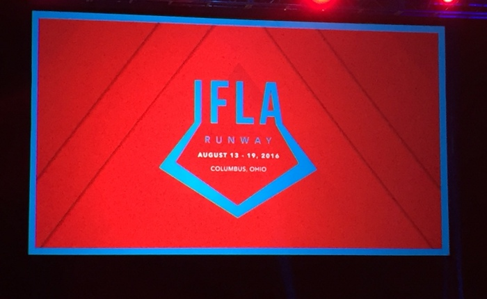 A Whirlwind IFLA Experience
